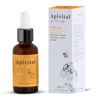 Apivital - Apivital Sıvı Perga (Alkolsüz) (30 ml.) (1)