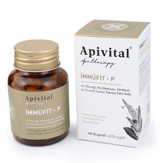 Apivital - İmmüfit - P (60 adet) (1)