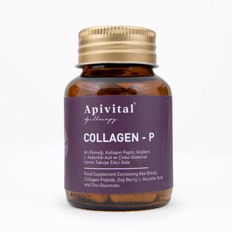 Apivital - Collagen - P (60 adet)